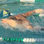 Swim Teams Split With River Bluff