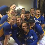 Ladies Open New Facility With Region Win