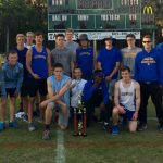 Boys Finish 2nd, Girls 9th At Beaufort Track Classic