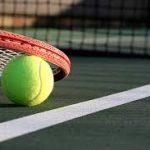 Double Dip:  Tennis Takes Two!
