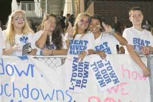 Fans In The Stands:  Cats Beat Gators Again!