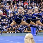Title Time!  Cheerleaders Compete In State Meet