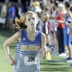 Ava Fowler:  All-State XC Runner!