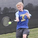 Court Report:  Boys Stay Undefeated In Region!