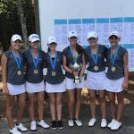 Lady Golfers Open With 25-Shot Victory!