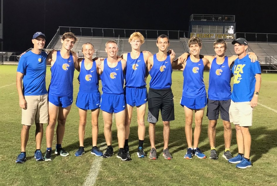 Boys Race To 11th Straight Region Title!
