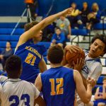 Another Win!  Cats Dominate Opener In Holiday Tourney