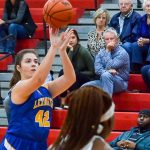 Back on Track:  Wildcats 57, Lions 49