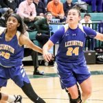 Blowout:  Lady Wildcats 58, Lady Eagles 27