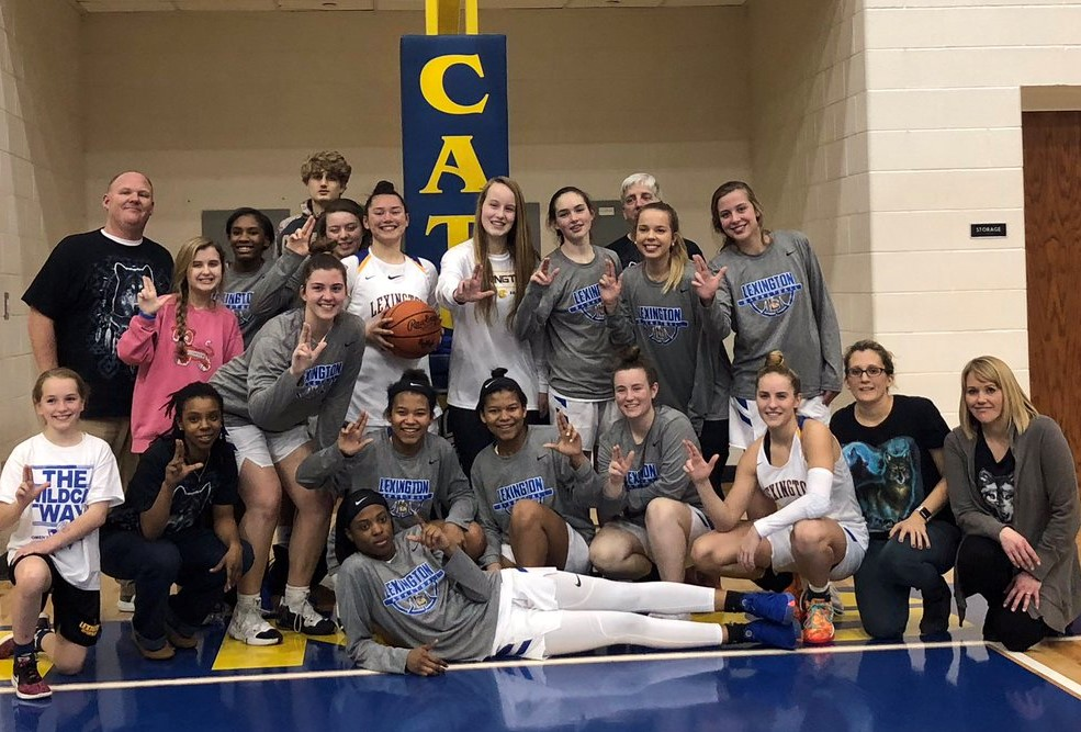 Ladies Eliminate Trojans; Head to Lower State Final!