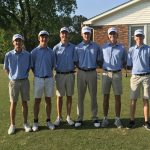 Golfers Capture 6th Straight Region Title!