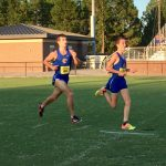 Girls, Boys Race to Championships of Pelican's Invitational