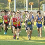 Boy's Varsity Cross Country, Pelicans