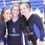 Lexington Varsity Volleyball, Quad match