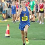 Cats Shine at Friday Night Lights XC Festival