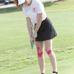 Jr. Varsity Girls' golf vs River Bluff