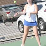 Lexington Girls Varsity Tennis vs Aiken
