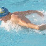 Boy's Swim Beats Dutch Fork; Girls Fall