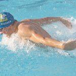 Boy's Swim Beats Dutch Fork; Girls Fall