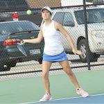 Lexington Varsity Tennis vs White Knoll