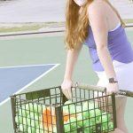 Lexington Varsity Girls tennis vs Blythwood