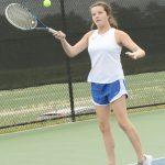 Lexington Jr. Varsity Tennis vs Gilbert