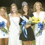 Emmie Thompson Crowned Homecoming Queen