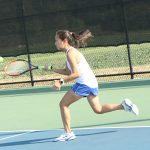 Lexington Jr. Varsity Girls' Tennis vs White Knoll