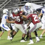 Lexington Jr. Varsity Football vs White Knoll