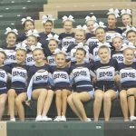 Lexington Cheer, Middle School, JV awards