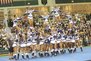 Lexington Varsity Cheer, Battle of the Bluff