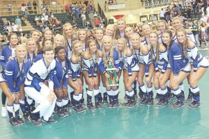 Lexington Varsity Cheer, Battle of the Bluff, AAAAA Awards
