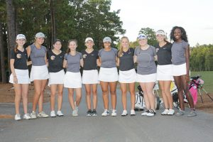 Lexington Varsity Girls Golf vs Blythewood