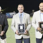 Hall of Fame Class of '19:  Harman, Spence, Johnson