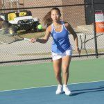 Lexington Girls Tennis vs River Bluff