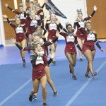 Lexington Varsity Cheer, Cheer Classic,Brookland Cayce-Dutch Fork Varsity