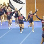 Lexington Varsity Cheer, Cheer Classic, White Knoll-Cane Bay Varsity