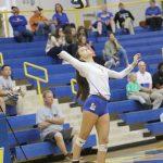 Lexington Varsity Girls Volleyball vs Dutch Fork, Playoffs