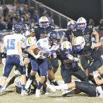 Senior Night Blowout:  Lexington 41, Chapin 14