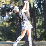 Lexington Varsity Girls Golf, State, Day 1