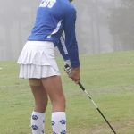 Lexington Varsity Girls Golf, State, Day 2