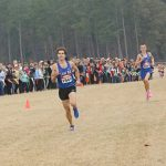 Lexington Varsity Boys Cross Country, State