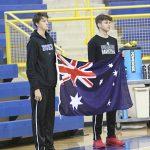 Lexington Varsity Boys Basketball vs Queensland, Australia