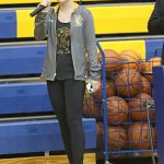 Lexington Varsity Girls Basketball vs Irmo