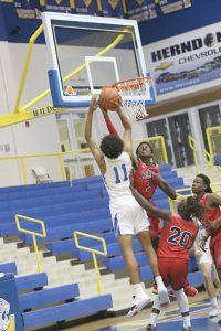 Lexington B-Team Boys Basketball vs Strom Thurmond