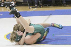 Lexington Wrestling, Middle School vs River Bluff
