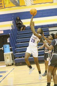 Lexington Varsity Girls Basketball vs BC