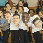 Lexington Varsity Boys Basketball vs Gilbert
