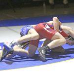 Lexington Varsity Wrestling vs White Knoll