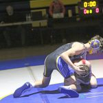 Lexington Varsity wrestling vs White Knoll, Part 2